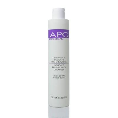 Apg Sanfter Reiniger Für Gesicht Und Körper Vor Der Haarentfernung