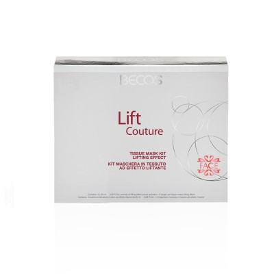 Lift Couture Stoffmasken-kit Mit Lifting-effekt Monodose 5