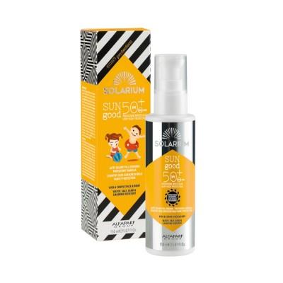 Solarium Sun Good Sonnenmilch Empfindliche Haut Schutzfamilie Spf50+