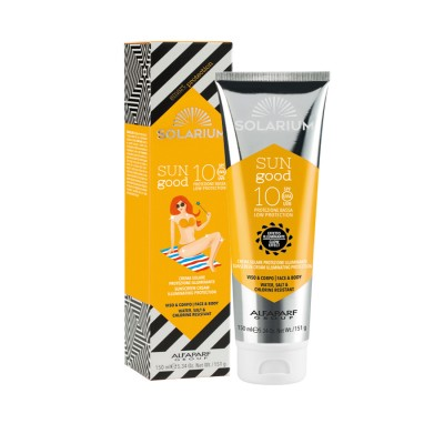 Solarium Sun Good Sonnenschutz-leuchtmittelschutz Spf10 Gesicht&körper