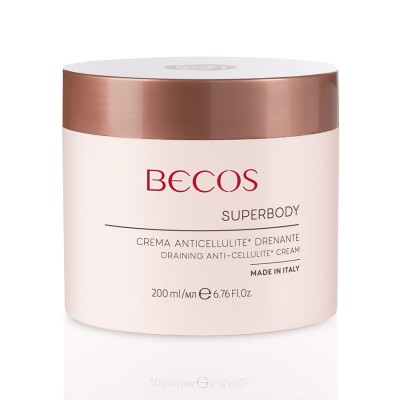 Superbody Body Draining Anti-cellulite-creme