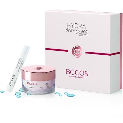 Aqua Factor Hydra Beauty Set Idratante Viso